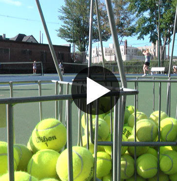 Wellsboro Girls Tennis Season Preview 2016