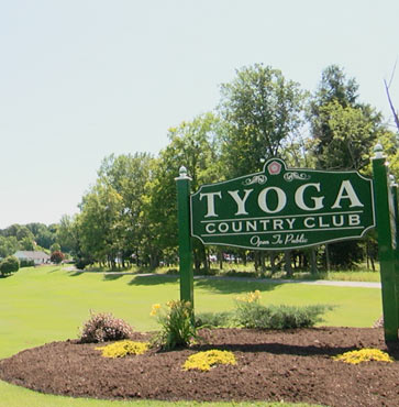 The Tyoga Country Club