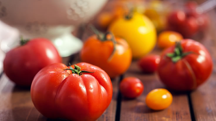 Did You Grow Any Heirloom Tomatoes This Year?