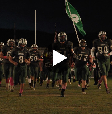 Hornets top Wyalusing 21-13