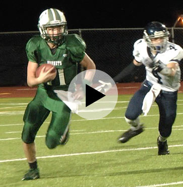 Hornets win first ever D4 Playoff Game
