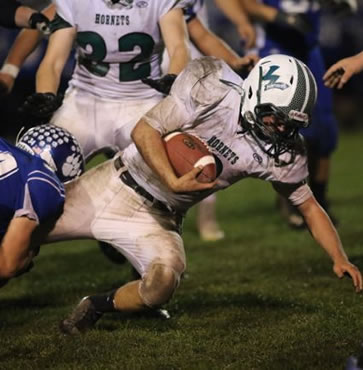 Tremper named to All-State football team