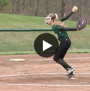 Lady Hornets top Towanda on softball diamond
