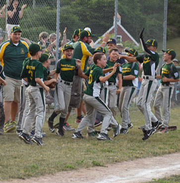 Roosevelt Trail tops Wellsboro Little League All-Stars