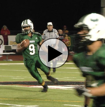 Hornets defeat Troy, 54-13