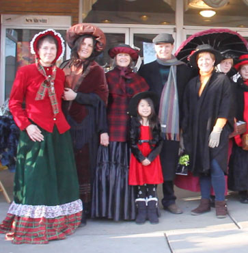 """The """"Best Dressed"""" Contest – Dickens 2016"""