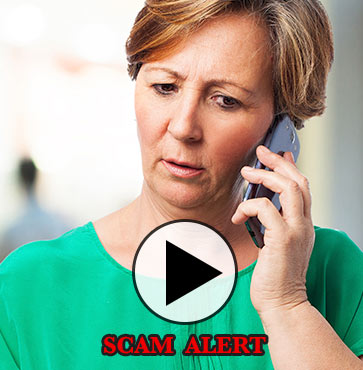 Scam Alert for County Residents