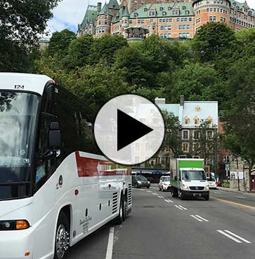All Aboard Benedict's Bus Tours!
