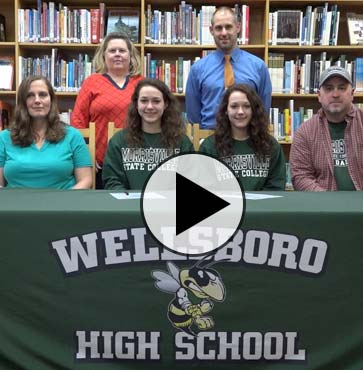 Florio sisters to continue volleyball careers