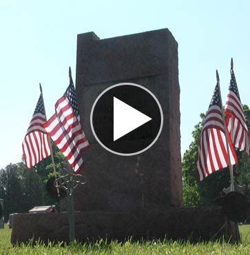 Memorial Day Ceremony on Monday
