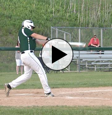 Davis double sends Hornets to District Playoffs