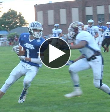 North tops South in 27th Annual All-Star Football Game