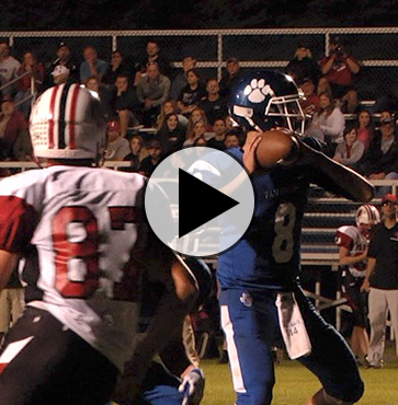Panthers roll past Canton