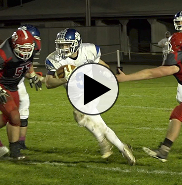 Hill, Panthers run all over Troy
