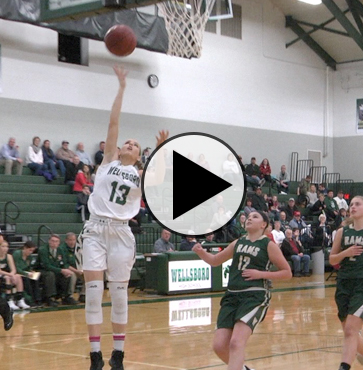 Self's 26 lead Lady Hornets past Wyalusing