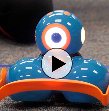 Robots Invade Don Gill Elementary