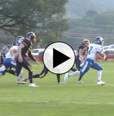 Panthers cruise past Indians, 54-8