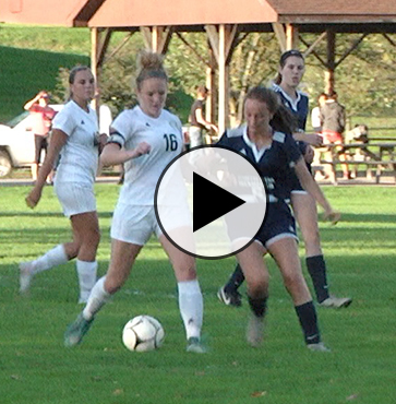 Clymer's 5 goals lead Lady Hornets past Mansfield