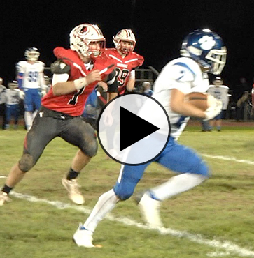 Panthers topple Warriors, 25-22