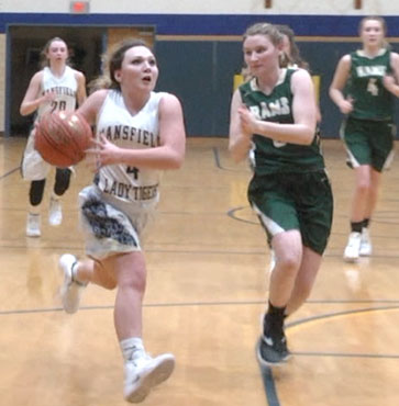 Mansfield blows past Wyalusing