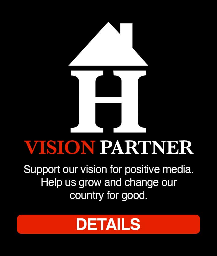 Home Page Network Vision Partner Program