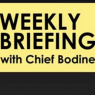 The Weekly Briefing – The 5 Step Pull-Over