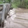 Heavy rains cause flooding!