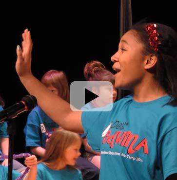 55 Kids to Perform Dear Edwina Jr!