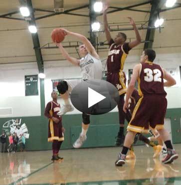 Hornets Double-Header Basketball!