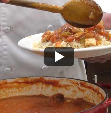 Penn Wells Culinary Class – Mardi Gras!