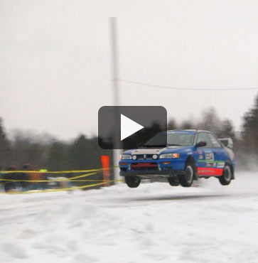 The Waste Management Winter Rally