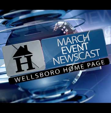 March Events Newscast!