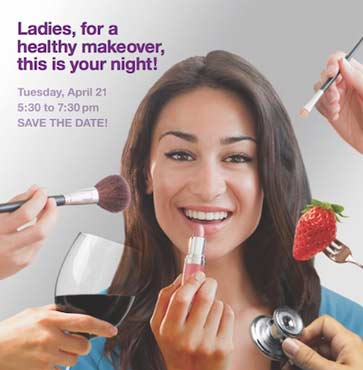 Enjoy a Girls' Night Out!