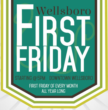 First Friday de Mayo