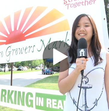 Grower's Market Returns For Summer