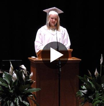 Wellsboro Baccalaureate 2015