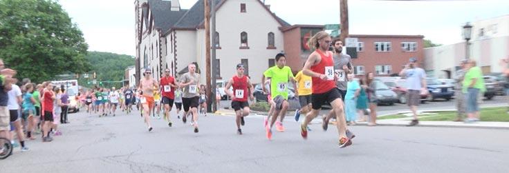 Laurel Festival 10K Foot Race
