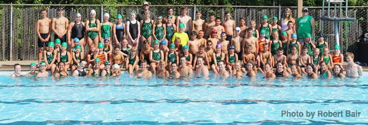 Wellsboro Outswims Lewisburg