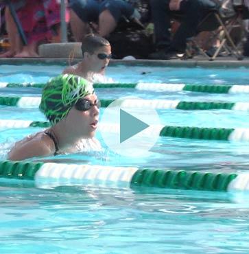 Wellsboro Swimmers Break Records