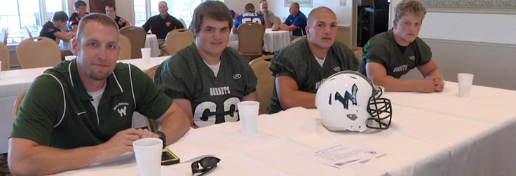 District 4 Football Media Day