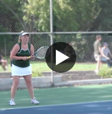 Lady Hornet Tennis Sweeps Galeton