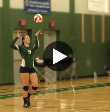 Sport Previews – Serving Up, Volleyball!