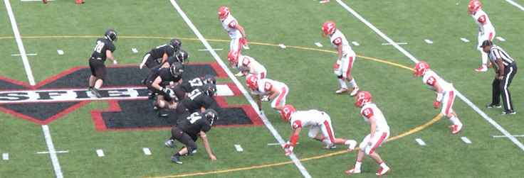 Miscues Stymie Mounties in Loss to Cornell