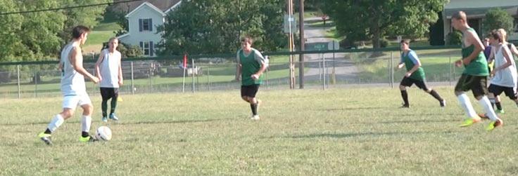 Sport Previews – Boys Soccer Bringin' It!