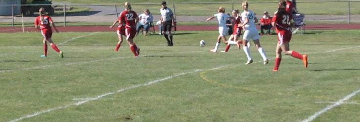 Sport Previews – Girls Soccer Kickin' It!