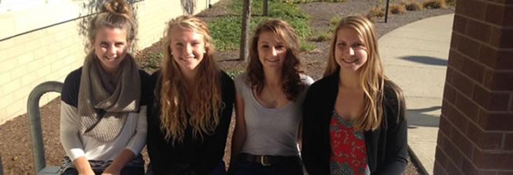 Four Lady Hornets named to NTL All-Star soccer team