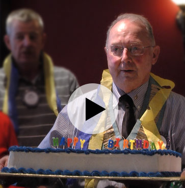 Wellsboro Rotary: 90 Years of Service