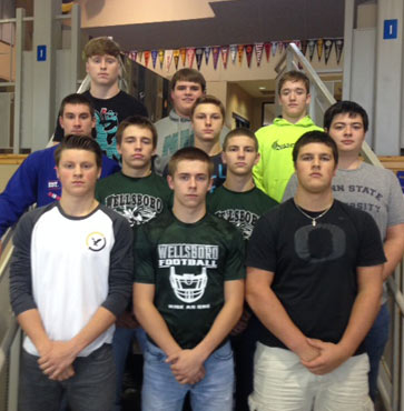 Wellsboro Football wins NTL Awards