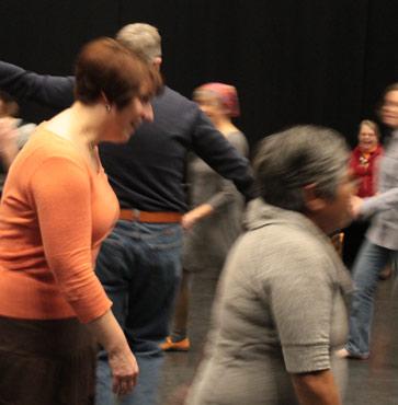 Welcome to Wellsboro Community Barn Dance!