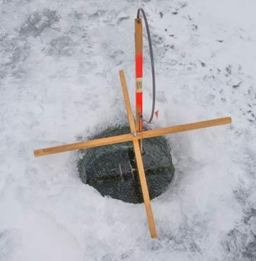 Ice Fishing Season Has Started